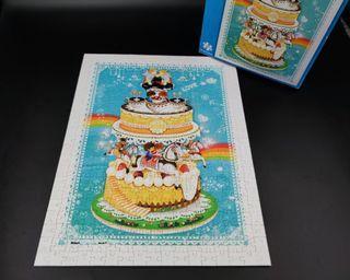 Pintoo Puzzle Cake 300pcs