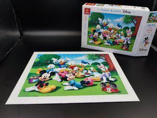 Pintoo Puzzle Mickey Picnic 300pcs