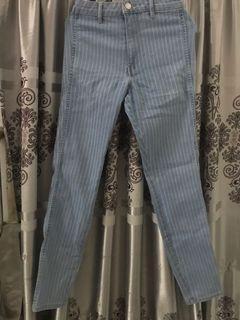 Stripe Pants H&m