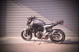 Yamaha MT07 扭力大師