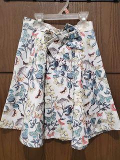 ZY kids formal skirt