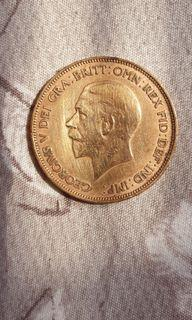 1936 One Penny