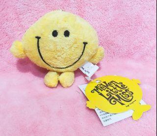 黃色微笑玩偶