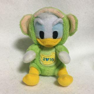 東京迪士尼 唐老鴨 猴 蛇 生肖別針吊飾 娃娃吊飾