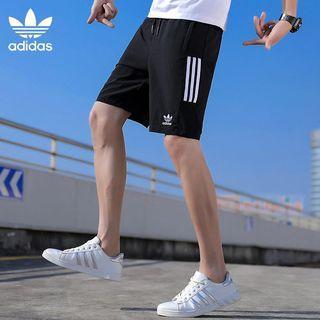 Adidas Original Classic Stripe Shorts for Men Sport Casual Short Pants
