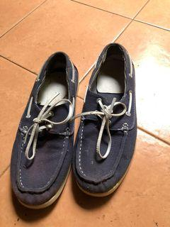 BOAT SHOES UNBRANDED NAVY
