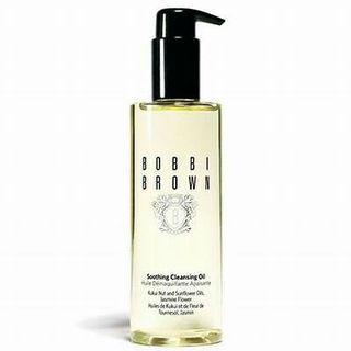bobbi brown smoothing cleansing oil