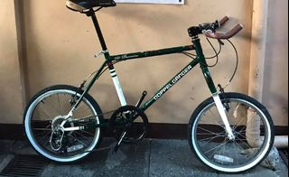 City Bike japan surplus folding bike