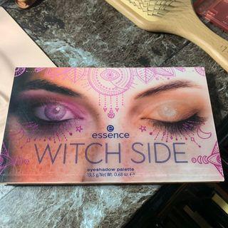 essence 15色眼影盤 #WITCH SIDE