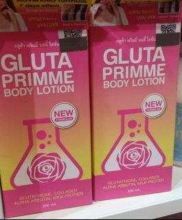 Gluta primme lotion