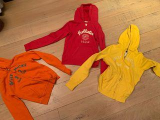Hollister  Gilly hick Hoodies