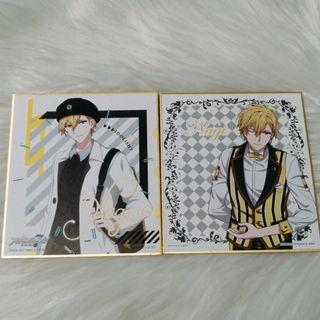 ID7 Nagi Rokuya Merch Set - Idolish7 [OFFICIAL]