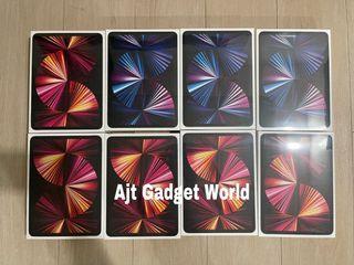 iPad pro 2021  11 12.9 inch