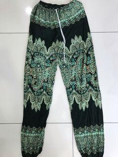 malaysian made batik pants