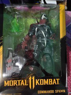 Mcfarlane MK 12 inch Commando Spawn