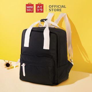 [NEW] Miniso Official Tas Ransel Tas Pungung Backpack