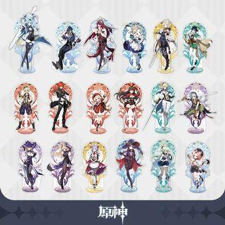 [PO] Genshin Impact Official Standee