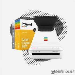 Polaroid Lab Instant Printer Starter Kit