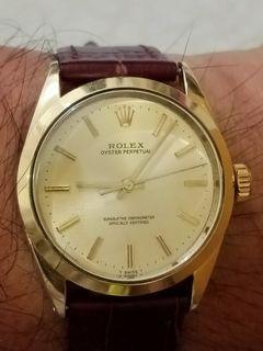 Rolex seri 1024 original