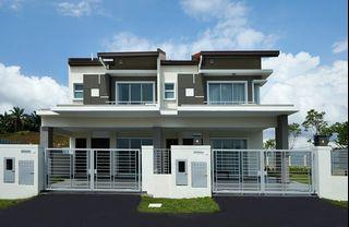 [SemiD Consept]Puchong 28x80 Double storey Freehold !!! 🏠