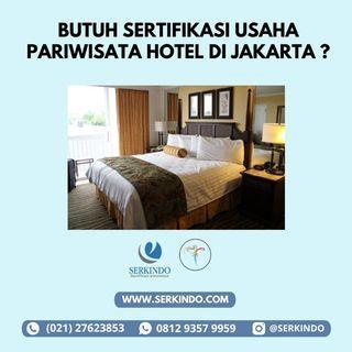 sertifikasi usaha pariwisata hotel