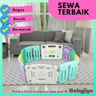 SEWA Pagar bayi / baby fence merek terbaik