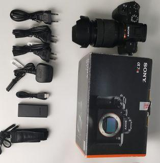Sony a7rii a7r2 with Sony 28-70mm