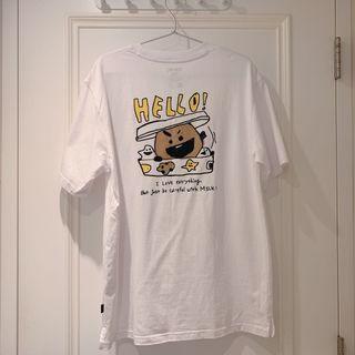 韓貨SPAO xBT21 SHOOKY短袖T恤S