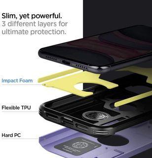 Spigen Tough Armor iPhone 11 Phone Case