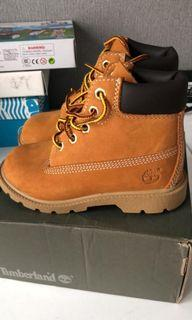 Timberland toddler classic high boots