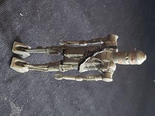 Vintage Star Wars Kenner Figure IG-88 fr. 1977- 1980