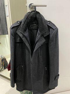 Winter coat jaket musim dingin pria