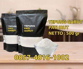 0857-4816-1002 Jual Tepung Pati Garut Irut Di Tuban