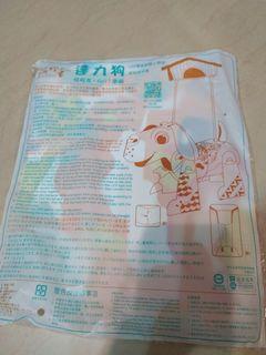 2018狗狗LED環保紙雕小提燈