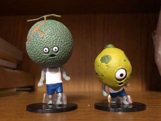 水果殭屍2代-Lemon跟哈密瓜