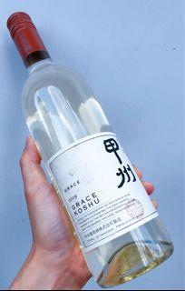 木村拓哉白酒  高階版(單一葡萄釀製)甲州2019 Grace Koshu 750ml