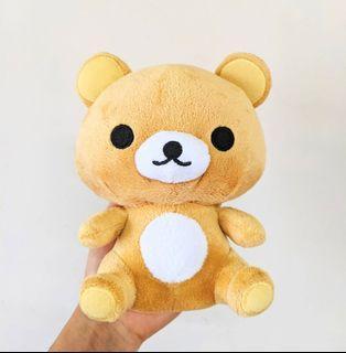超級無敵可愛的熊娃娃