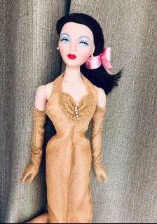 琴娃娃 古董娃娃