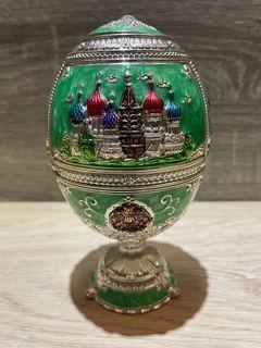 俄羅斯彩蛋罐 俄羅斯彩蛋 彩蛋擺飾品 彩蛋 擺飾