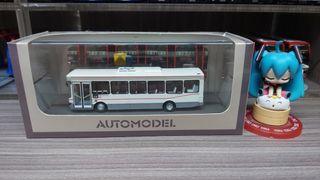 Automobel 巴士模型 九巴 KMB Dennis DART 77K(祥華) 1/76