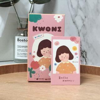 幸會潮玩 KWONI的衣櫥系列盲盒 衣櫥女孩葵妮 黃色