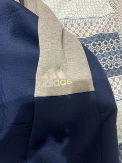 Adidas太空棉外套