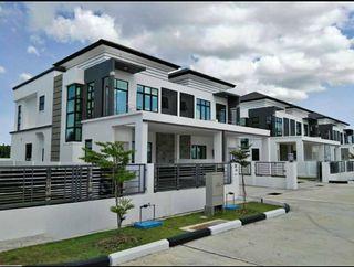 [Big Coner]Luxury House 2142sqft !Double storey Freehold 🏘️