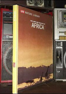 Buku Import Timelife Nature Africa