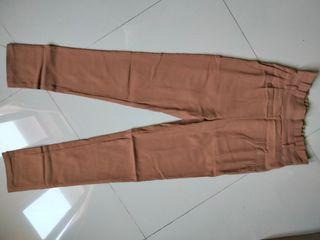 Celana bahan hw