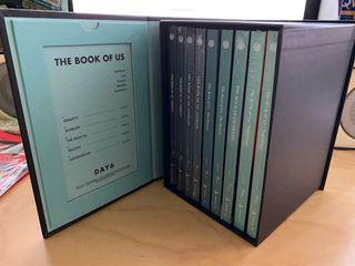 Day6 Book Of Us Album Collection Full Set