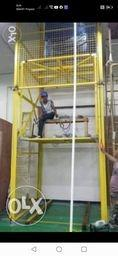 elevator cargo freight pwd lifter