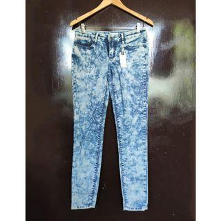 F21 Overrun Jeans Forever 21