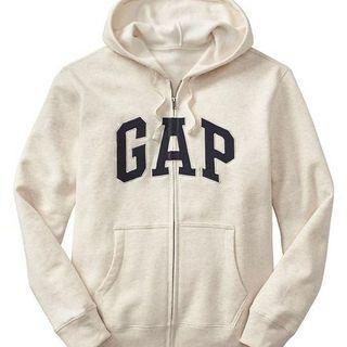 Gap米白外套男M (女生也可穿)