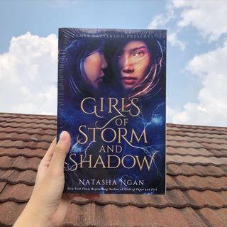 Girls of Storm and Shadow by Natasha Ngan (Girls of Paper and Fire 2) [NEW/SEALED]